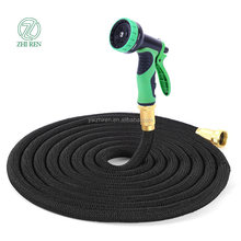 English Amazon 3300 fabric latex fabric heavy duty 75' feet expandable garden hose