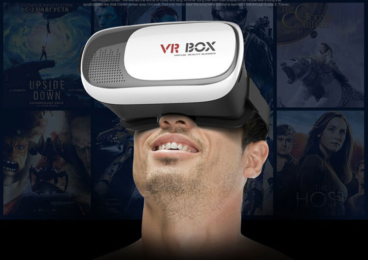 New Technology Promotion 3D Glasses Virtual Reality For Blue Film Vdeo Open Sex Video