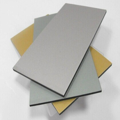 hard plastic panel cladding alcan manufacture competitive price in China