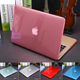 Wholesale price Crystal Transparent Case For Macbook Air New Pro Retina 11 12 13 15 For Macbook Air 13 Laptop Case Cover
