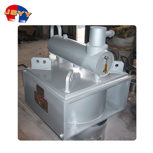 RCDE-10 oil cooling selfcleaning coal port magnetic separator process