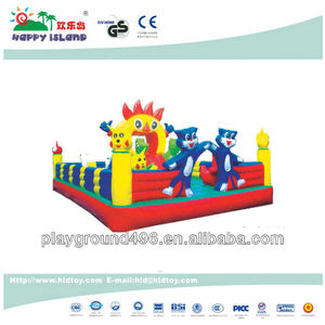 Children Inflatable playground indoor
