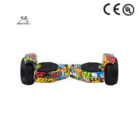 Changzhou 8.5 inch two wheel electric samsung battery bluetooth hoverboard