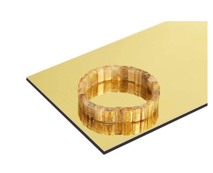 Mirror Texture Aluminum Composite Panel Acp For Decoration Buy Acp Sheet Design Acp Alucobond Acp Product On Alibaba Com