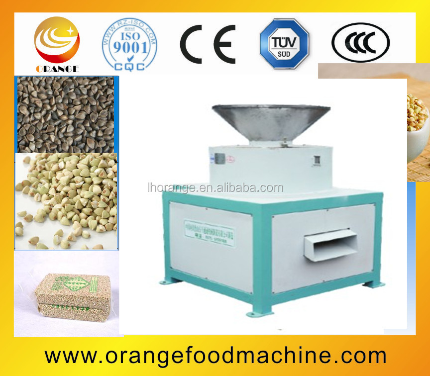factory offering buckwheat huller