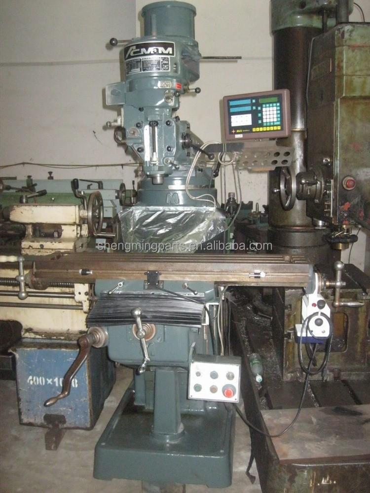 Used Milling Machine >> Used Milling Machine X2 Bridgeport