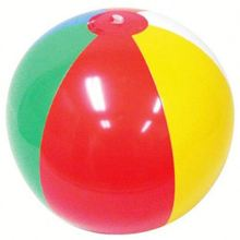 2017 original factory hot sale promotional inflatable beach ball
