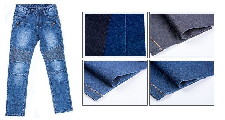 Chinese Dacron Jeans Cotton Twill Organic Fashion Fabric Stock Lot ...