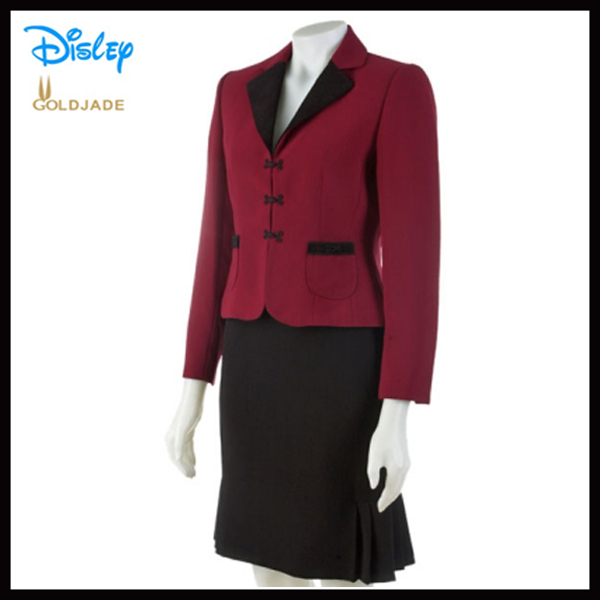 Women sample uniform designs for office buy women for Office uniform design 2014