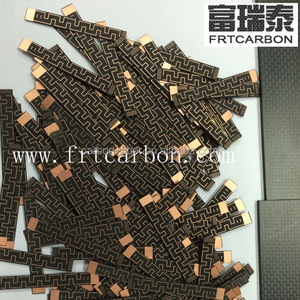 carbon fiber mixed Copper composite for Electrical Conductor parts