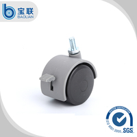 File cabinet,swivel chair,sofa,office chair spare parts furniture caster and wheels
