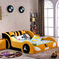 Race car bed queen size