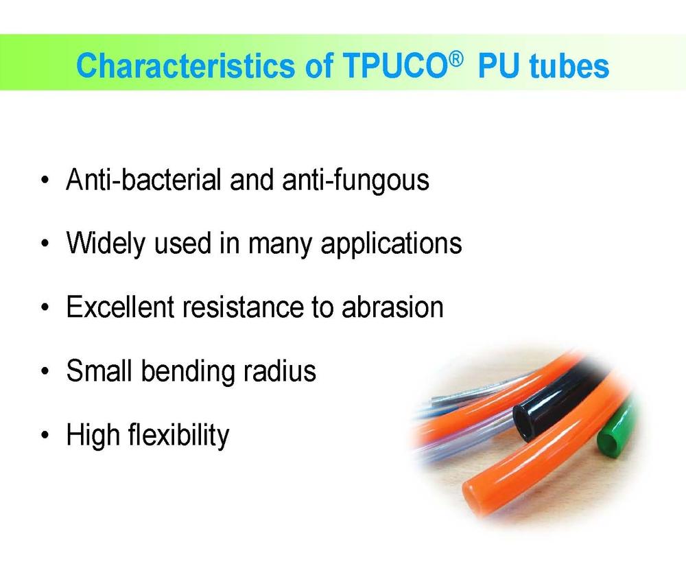Tpuco Pu Anti-spark Pneumatic Hose