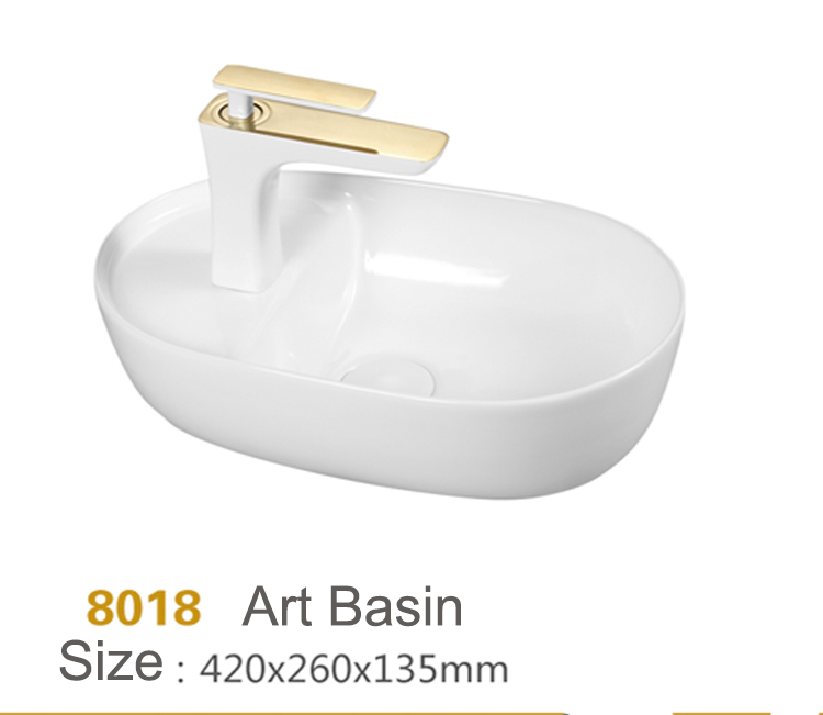 Best selling products ceramic vessel sink