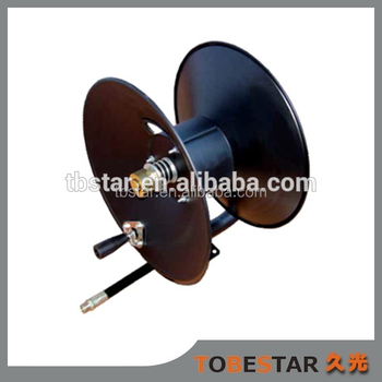 ... Tqh 03 Factory Supplied Hydraulic Hose Storage Reel Rack ...
