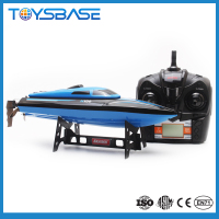 2.4G 4CH Water Cooling Brushless Motor Battery Operated Toy Boat RC
