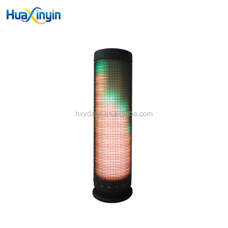 2017 Super Bass Made in China Products Music Wireless Speaker with LED Light