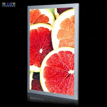Light Box Poster Size A0 A1 A2 A3,Back Lit Sign Box,Film Backlit Lightbox -  Buy Light Box Poster Size,Back Lit Sign Box,Film Backlit Lightbox Product