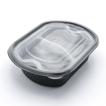Polypropylene Oven And Microwave Double Layer Hot Pot Safe Food Wholesale  Plastic Storage Containers - Buy Plastic Storage Containers,Polypropylene