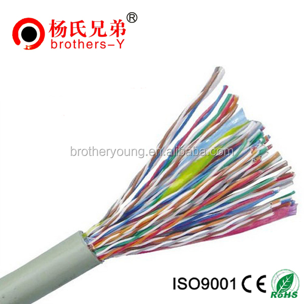 Best price 600 pair underground telephone cable with high quality