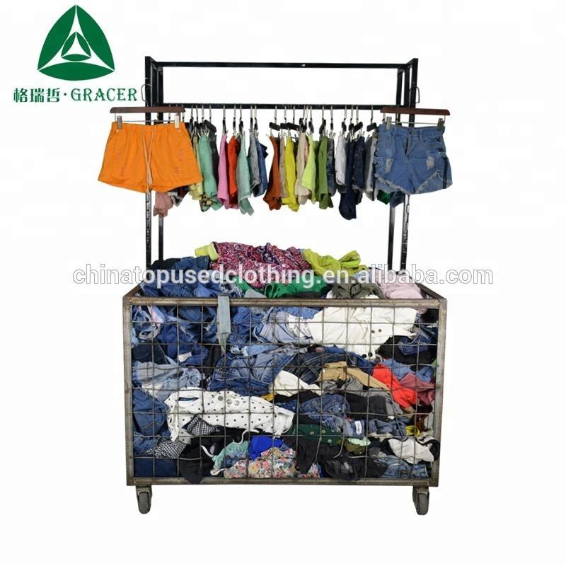 e60e44bee top selling bundle bales wholesale used clothing to australia short pants