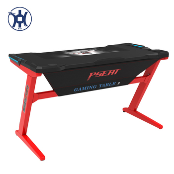 Free Sample Pc Gaming Desk Gaming Table Computer Desk For Office