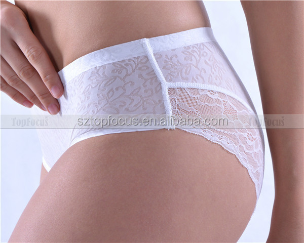 80a0a6ae6 Chinese Cheap Showing White Lace Womens Transparent Panties - Buy ...