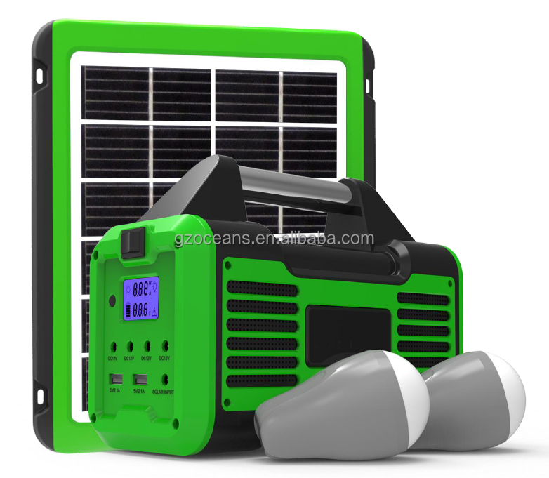 Portable Solar Home Lighting System Solar Power For Laptop Solar <strong>Energy</strong> System 5W