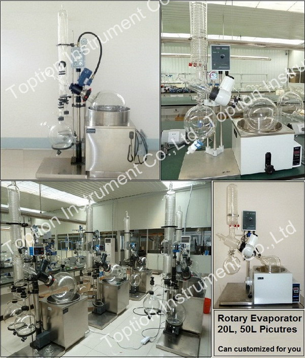Creative best quality rotary evaporator with high vacuum rate
