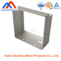 China supplier metal punching fight case part