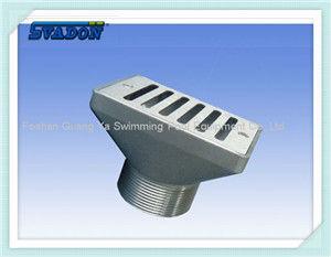 Canal de drenaje accesorios para piscinas piscina y for Drenaje de piscina