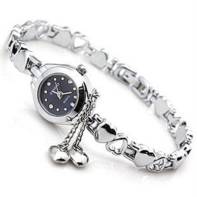 S Hand Chain Bangle Watch Fashion Lady Alloy Bracelet Product On Alibaba