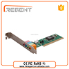 cheapest mini pci to sound 4ch card,4 CH via pci sound card