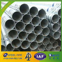 schdule 20 galvanized steel pipe for electric tricycle structure