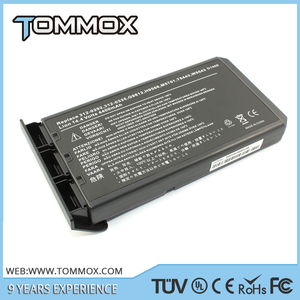USEFUL BACKUP 4400MAH 14.8V 8CELL li-ion 18650 battery for DELL PP10S SERIES
