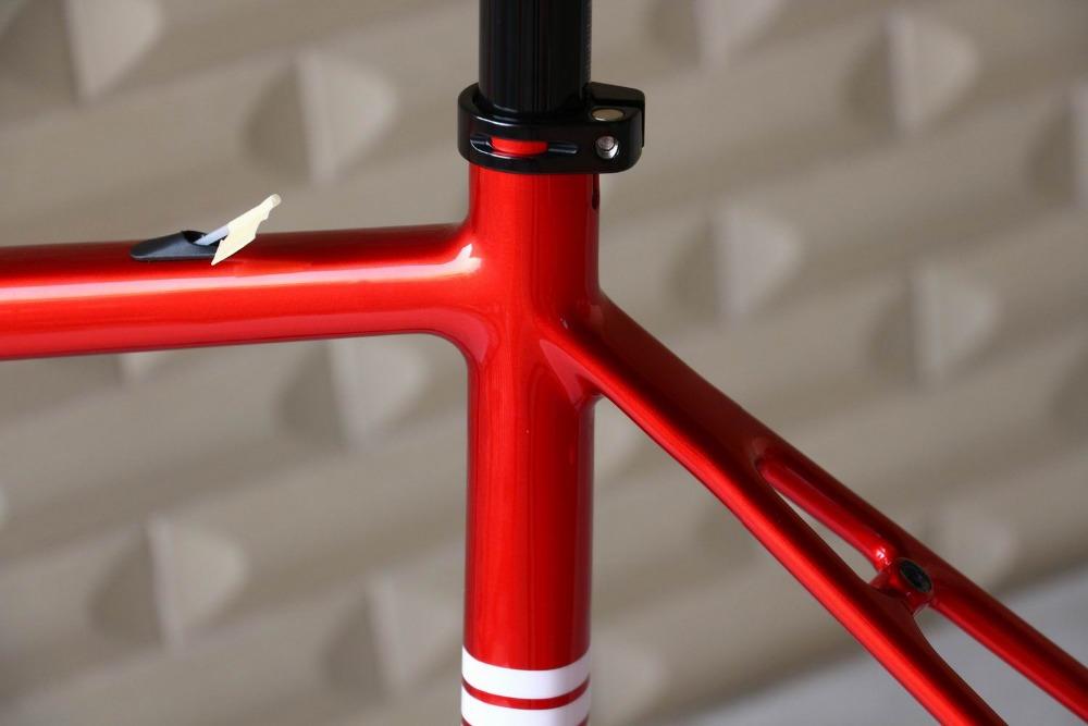 Más barato bicicleta de carretera de carbono marco T1000 carbono ...