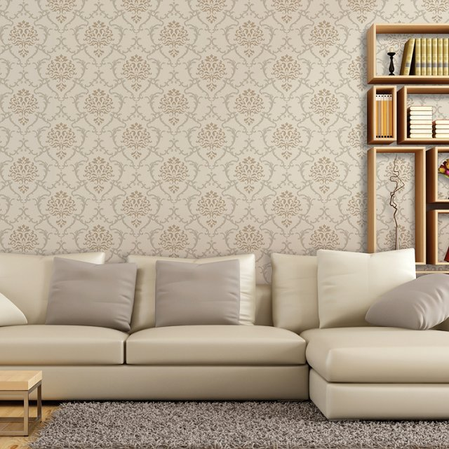 Dekorasi Ruang Tamu Wallpaper Yang Akan