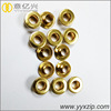 High quality shoes clothes decorative accessories wholesale round shaped custom metal eyelets