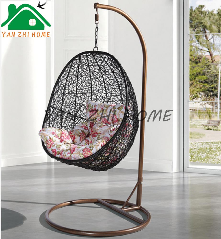 outdoor furniture rattan egg beach white bubble indoor swing hanger hanging chair with stand photos images
