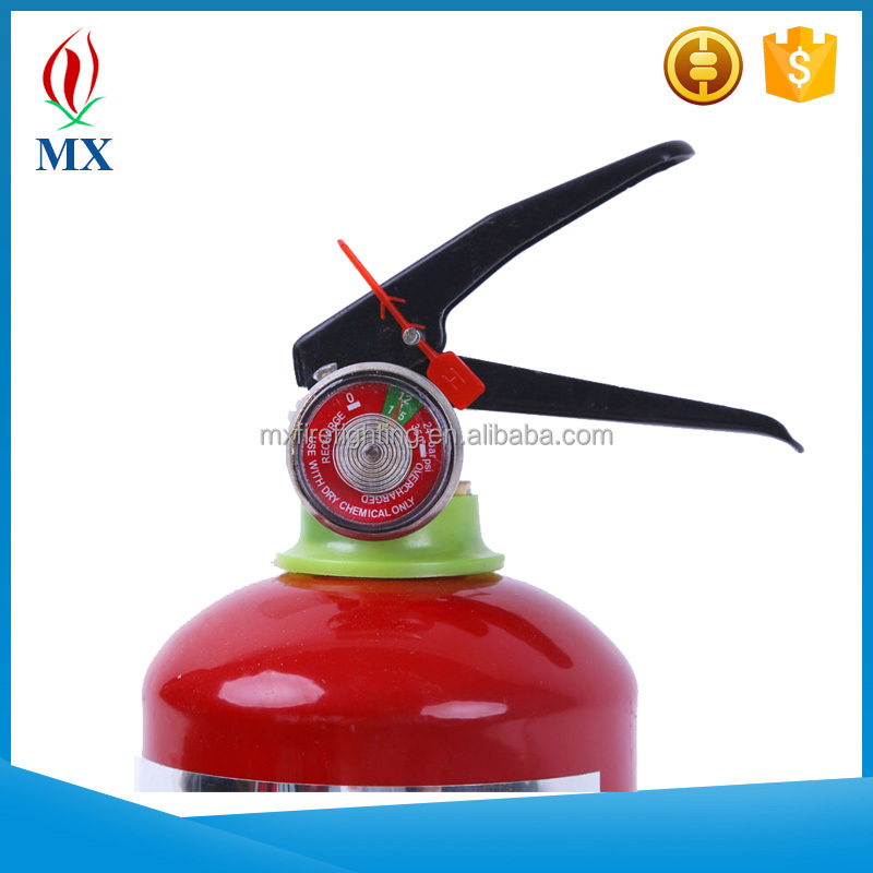 Chinese supplier safety product 1kg portable small dry powder fire extinguisher