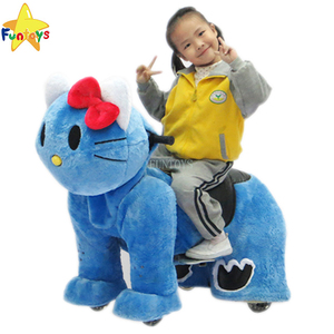 Funtoys CE electric running horse toys