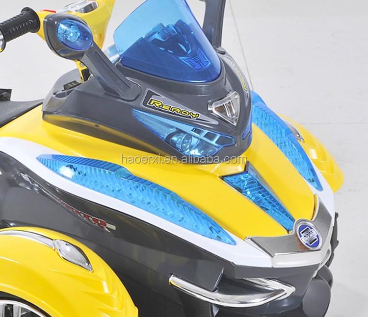 kids motorcycle toy steering wheel car music toy