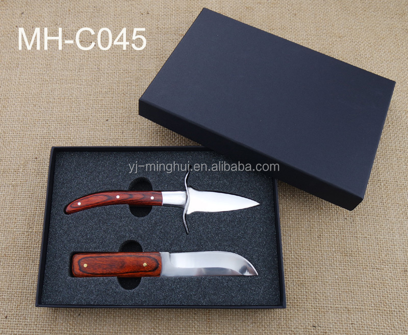 High quality outdoor knife set