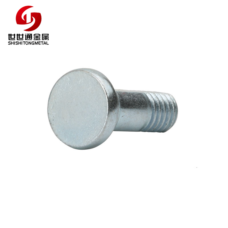 Customized Factory Product M1-M10 No Slotted Flat Head Machine Thread Position Device Set Screws
