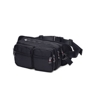 Men's Fanny pack leisure sports outdoor running multifunction bags runner army fanny pack bag waist