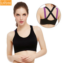 Hot Fashion Sports Bra And Pants Body Fitness Suit Yoga Wear