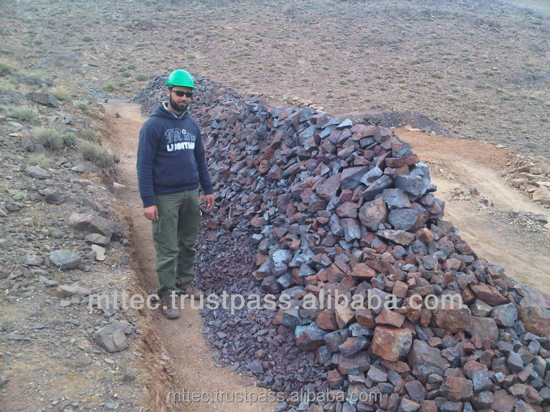 Hematite Iron Ore Mineral for metallurgy