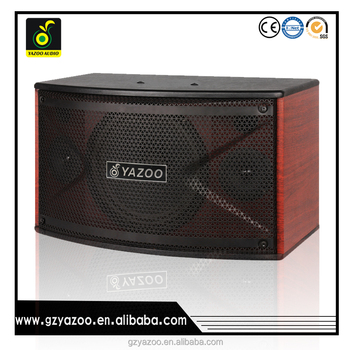 Yazoo China Best Professional Karaoke Speaker Box For Conference System -  Buy Wooden Speaker Box,Ktv Karaoke Speakers,Conference Room Speakers  Product