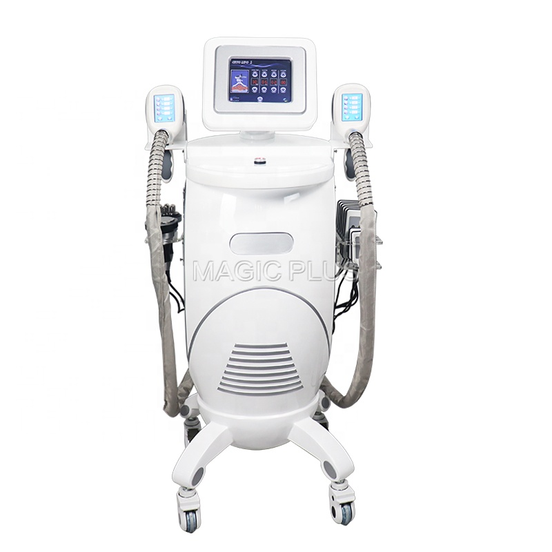 Best Slimming Way Non Surucal Lipo Fat Freeze Liposuction Cavi RF Machine