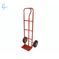 Free sample two wheel hand carts & trolleys for sale